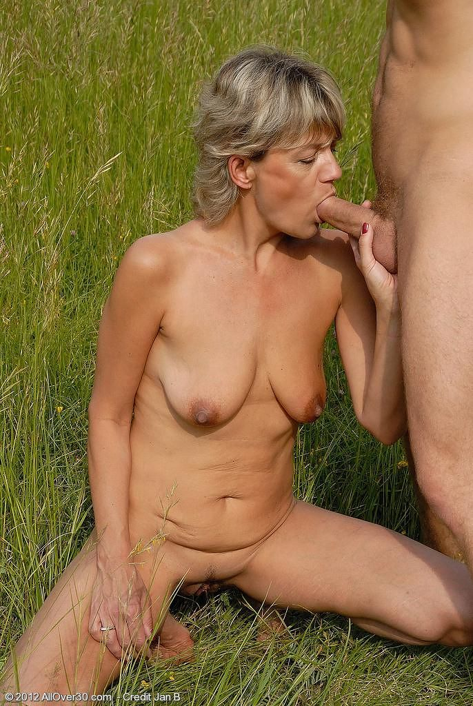 Amateur 51 years old married woman 3
